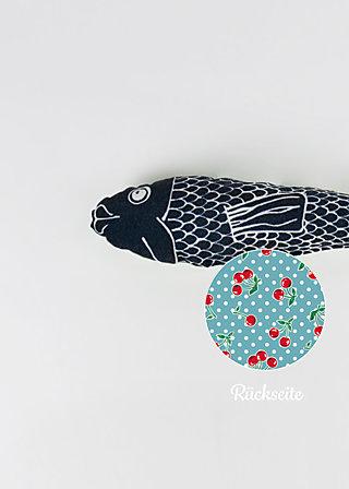 small fish, cherrie dots, Accessoires, Blue