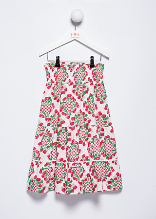 summerbirds dream skirt, miss marmelade, Skirts, Weiß