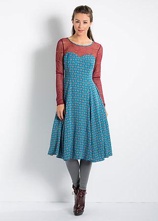 jitterburg glamour robe, lindys hop, Kleider, Blau