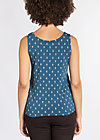 cutesy wootsy top, be my little anchor, Tops, Blau