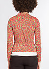 devils sweetheart cardigan , mad melon mambo, Pullover & leichte Jacken, Rot