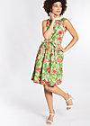 love man dress, exotic evergreen, Webkleider, Grün