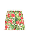some kind of wonderful shorts, exotic evergreen, Shorts, Grün