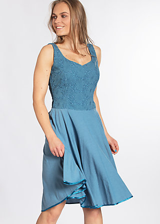 time of my life dress, blue smoke eyes, Webkleider, Blau
