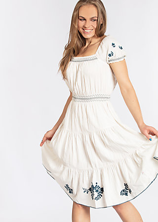 you don't own me dress , white foxtrot, Webkleider, Weiß