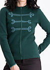 controleuse scandaleux cardy, cosy traintravel, Jumpers & lightweight Jackets, Green