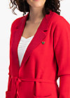 gone with the ostwind coat, luxury traintravel, Jumpers & lightweight Jackets, Red