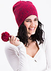 lady balkan bonnet , welcome to dreamland, Accessoires, Red