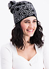 lady balkan bonnet , welcome to the woods, Accessoires, Schwarz