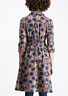 railway romance dress, magic carpet, Kleider, Blau