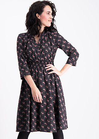 railway romance dress, sweet squirrel, Dresses, Schwarz