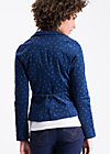 railway to heaven blazy, dots of vienna, Pullover & leichte Jacken, Blau