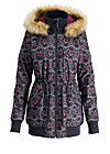 schneewoelkchen longjacket, lady love, Jackets & Coats, Black