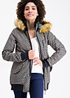 schneewoelkchen longjacket, rodeo ride, Jackets & Coats, Black