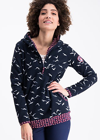 sirkeci station sweater, seagull in vienna, Jumpers & lightweight Jackets, Blue