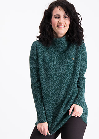 topkapi turtle pullover, welcome to vienna, Knitted Jumpers, Grün