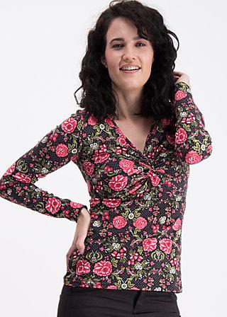 tour d'amour shirt, hungarian roses, Shirts, Schwarz