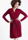 velvet heart robe, red velvet, Dresses, Red