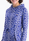 welcome aboard longsweat, dinner cabin, Pullover & leichte Jacken, Blau