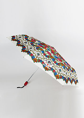 ciao bella umbrella, flower carpet, Sonstiges, Rot