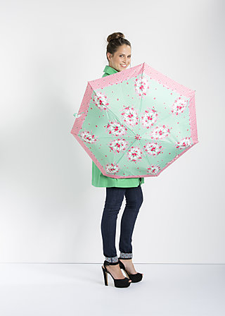 ciao bella umbrella, frames of floral, Sonstiges, Grün