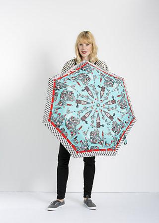 ciao bella umbrella, uptown girl, Sonstiges, Blau