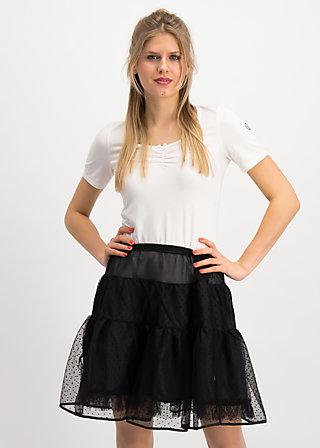 dreamyourdream petticoat, black, Accessoires, Schwarz