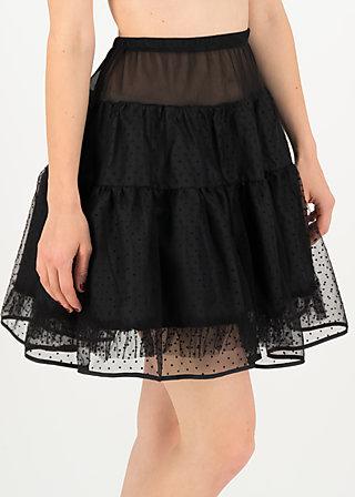 dreamyourdream petticoat, black, Accessoires, Black