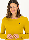 Knitted Jumper chic mystique, suited in yellow, Cardigans & lightweight Jackets, Yellow