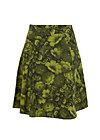 Circle Skirt elfentanz, wildwood flowers, Skirts, Green