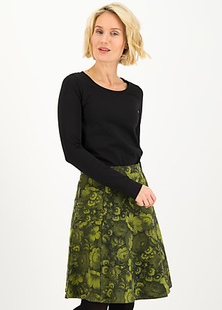 elfentanz jupe, wildwood flowers, Skirts, Green