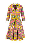 Shirt Dress hello mary rose, garden glory, Dresses, Brown