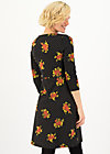 home sweet robe, forest flower, Dresses, Black