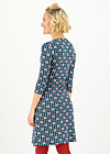Jerseykleid hunters darling, picking apple, Kleider, Blau