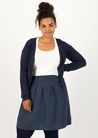 logo woven skirt, bella blue, Skirts, Blue