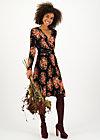 ma chère robe enroulée, graceful harvest, Dresses, Black