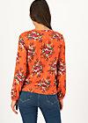 oh deer blouse, glory harvest, Blouses & Tunics, Orange