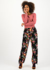 Tailored Trousers precious ease, fall finch, Trousers, Black