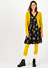 Cardigan pretty petite, yellow grape, Cardigans & lightweight Jackets, Yellow