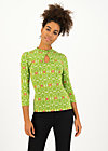 rosemarys rolli, flowery willow, Shirts, Green