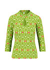 Jersey Top rosemarys rolli, flowery willow, Shirts, Green
