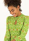 Jersey Shirt rosemarys rolli, flowery willow, Shirts, Grün