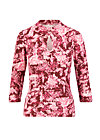 Jersey Top rosemarys rolli, toile de romantic, Shirts, Red