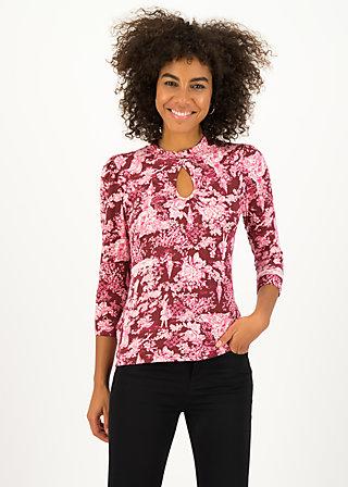 rosemarys rolli, toile de romantic, Shirts, Rot