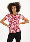 sail away tee, toile de romantic, Shirts, Red