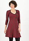 diamond heart robe, anni autumn, Dresses, Red