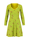 diamond heart robe, deer love, Dresses, Green
