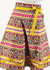 splendourous circle skirt, garden glory, Skirts, Brown