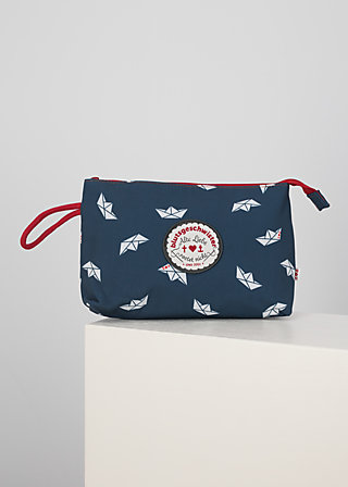 sweethearts washbag, bonnies ocean, Accessoires, Blue
