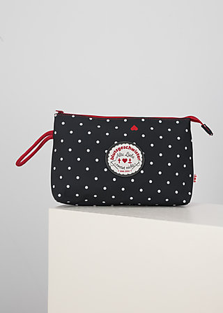 sweethearts washbag, casual anchor, Accessoires, Schwarz